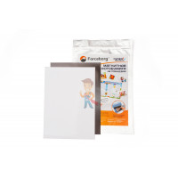 Магнитная бумага А4 матовая Forceberg 5 листов - Магнитная бумага А4 глянцевая Forceberg 10 листов