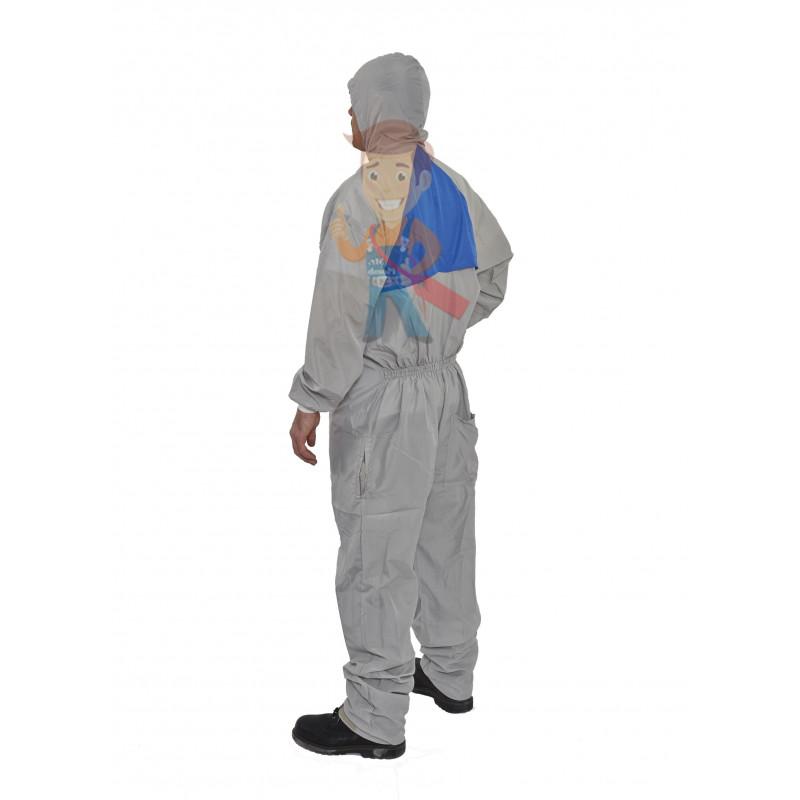 Комбинезон для малярных работ многоразовый, размер XL - фото 4