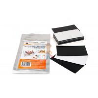 Магнитные виниловые наклейки Forceberg 4x4 см, 50 шт - Магнитные виниловые наклейки Forceberg 5х9 см, 20 шт