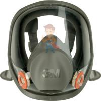 Комбинированный фильтр от газов и паров 3M™ 6057, ABE1, 1 пара - Полнолицевая маска серии 3М™ 6000, размер - большой (L)