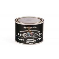 Грифельная краска Siberia PRO 5 литров, на 25 м² - Грифельная краска Siberia 0.5 литра, на 2.5 м²