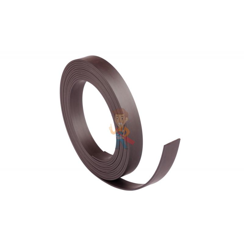 Магнитная лента Forceberg без клеевого слоя 12.7 мм, рулон 3 м, тип А - фото 1