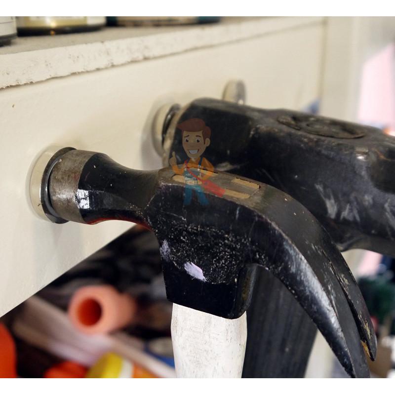 Магнитное крепление с отверстием А32 - фото 7