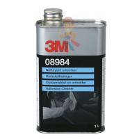 Клей-спрей 80 неопреновый 710 мл - Универсальный очиститель клеев 08984, прозрачный