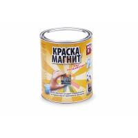 Магнитная краска Siberia 0,5 литра, на 1 м² - Магнитная краска MagPaint 1 литр, на 2 м²