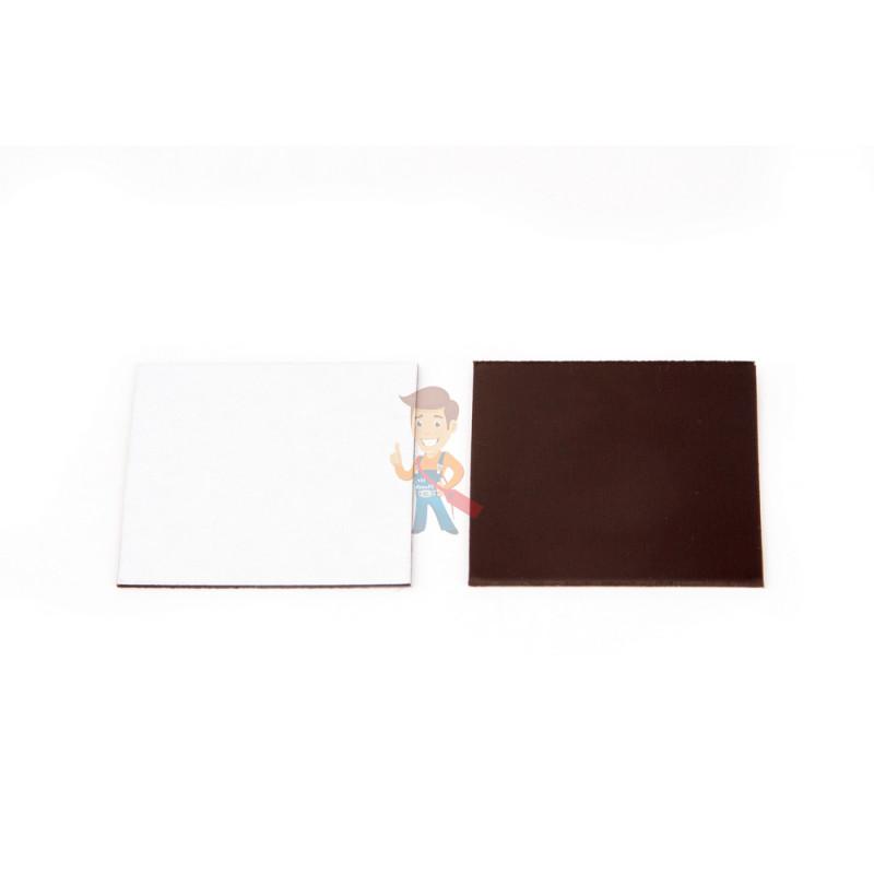 Магнитные виниловые наклейки Forceberg 4x4 см, 50 шт - фото 1