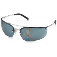 Внутренняя защитная пластина для щитков SPG 100, SPG 9000F/9002V, 5 шт./уп. - Открытые защитные очки, серые, покрытие AS/AF от царапин и запотевания