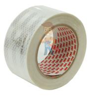 Лента светоотражающая 3M 983-10, алмазного типа, белая, 53,5 мм х 5 м - Лента светоотражающая 3M 983-10, алмазного типа, белая, 53,5 мм х 10 м
