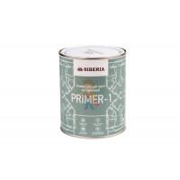 Грифельная краска MagPaint 1 литр, на 5 м² - Универсальный белый грунт Siberia Primer 1 литр, на 8,5 м²