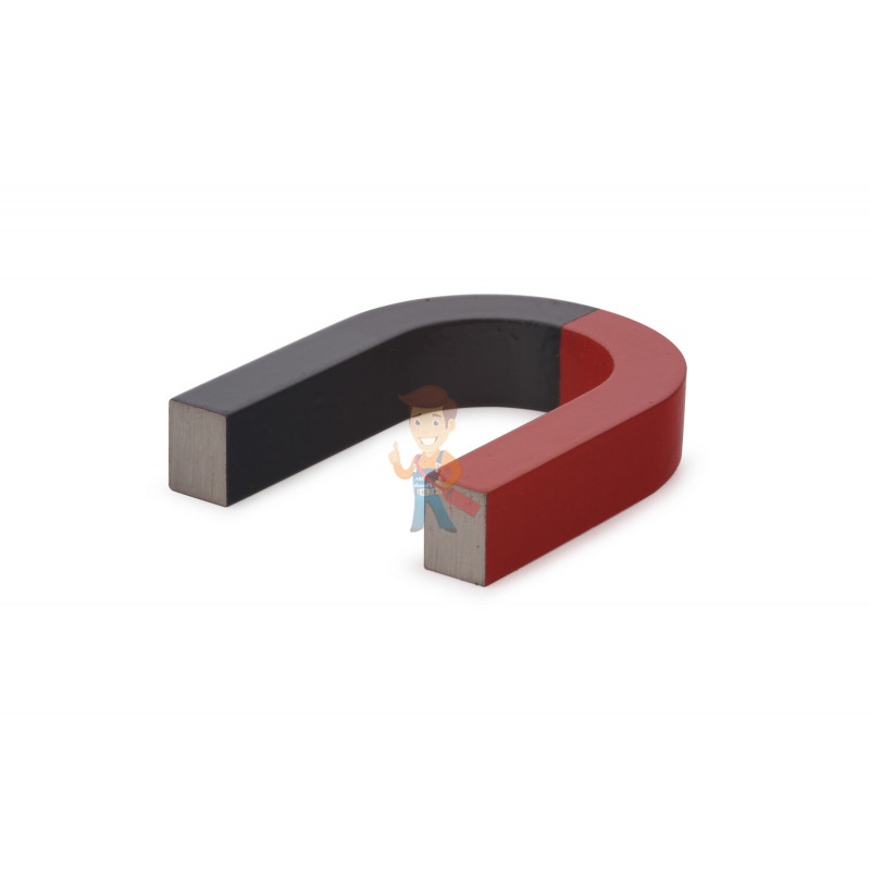 Магнит подкова Forceberg 50x40x10x7.5мм - фото 1