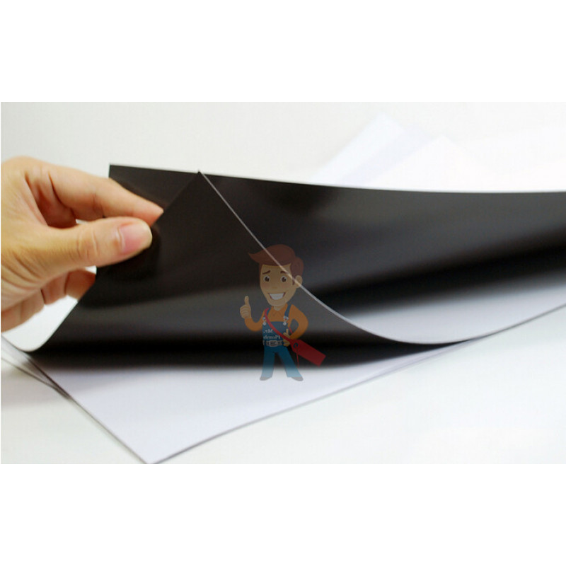 Магнитная бумага А4 матовая Forceberg 3 листа - фото 2