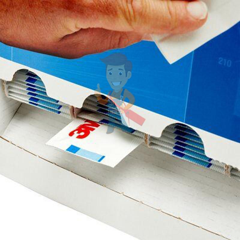 Cалфетки очищающие для ухода за очками в диспенсере, 500 штук в индивидуальных упаковках - фото 1