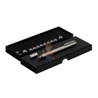 Магнитная ручка Forceberg черная - Магнитная ручка Forceberg, серебряная