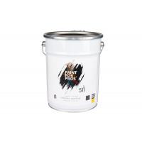 Грифельная краска Siberia PRO 5 литров, на 25 м² - Магнитная краска MagPaint 5 литров, на 10 м²