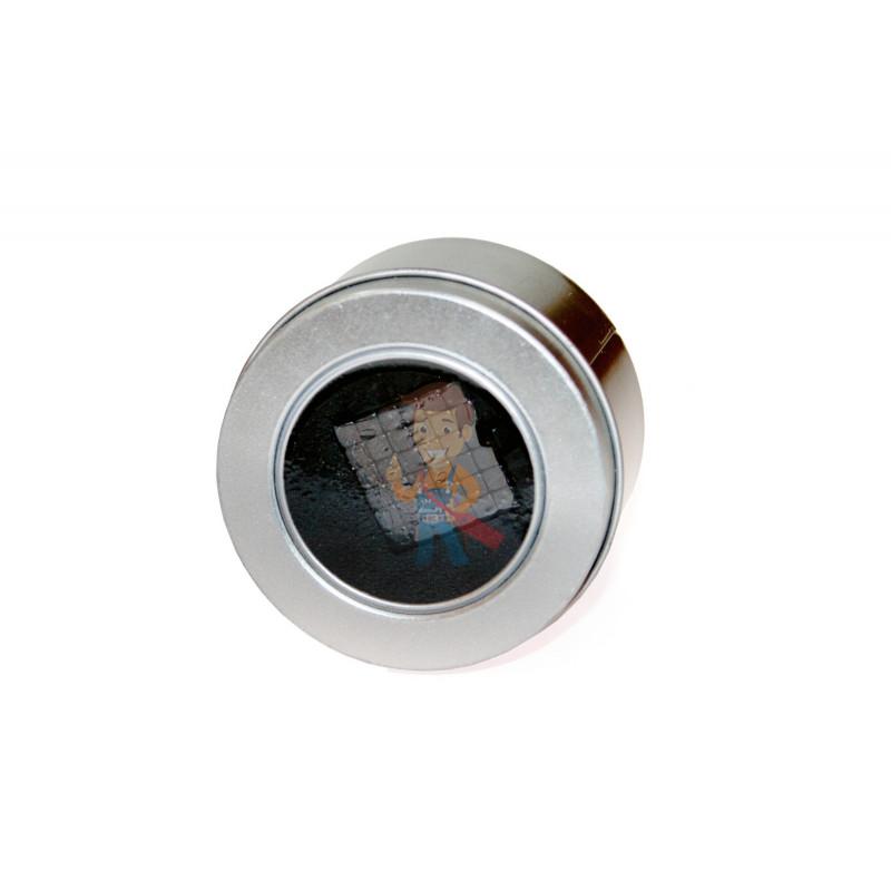 Forceberg TetraCube - куб из магнитных кубиков 6 мм, черный, 216 элементов - фото 6