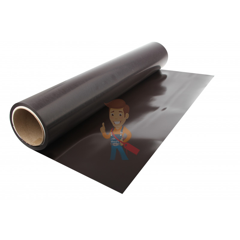 Магнитный винил Forceberg без клеевого слоя 0.62 x 5 м, толщина 0.4 мм