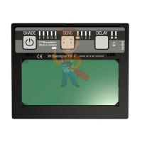 Комплект из 2 батареек для сварочного щитка - Светофильтр автоматически затемняющийся Speedglas® 100V