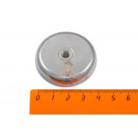 Магнитное крепление со сквозной внутренней резьбой Н20 (М4) - Магнитное крепление со сквозной внутренней резьбой Н42 (М6)