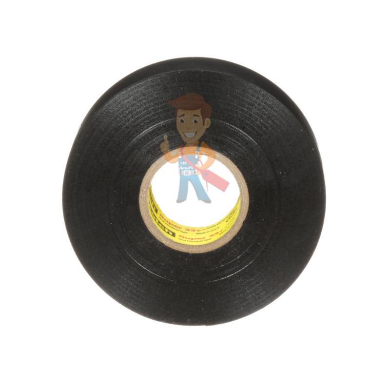 Изолента ПВХ Морозостойкая высшего класса, рулон 19 мм х 20 м - фото 2