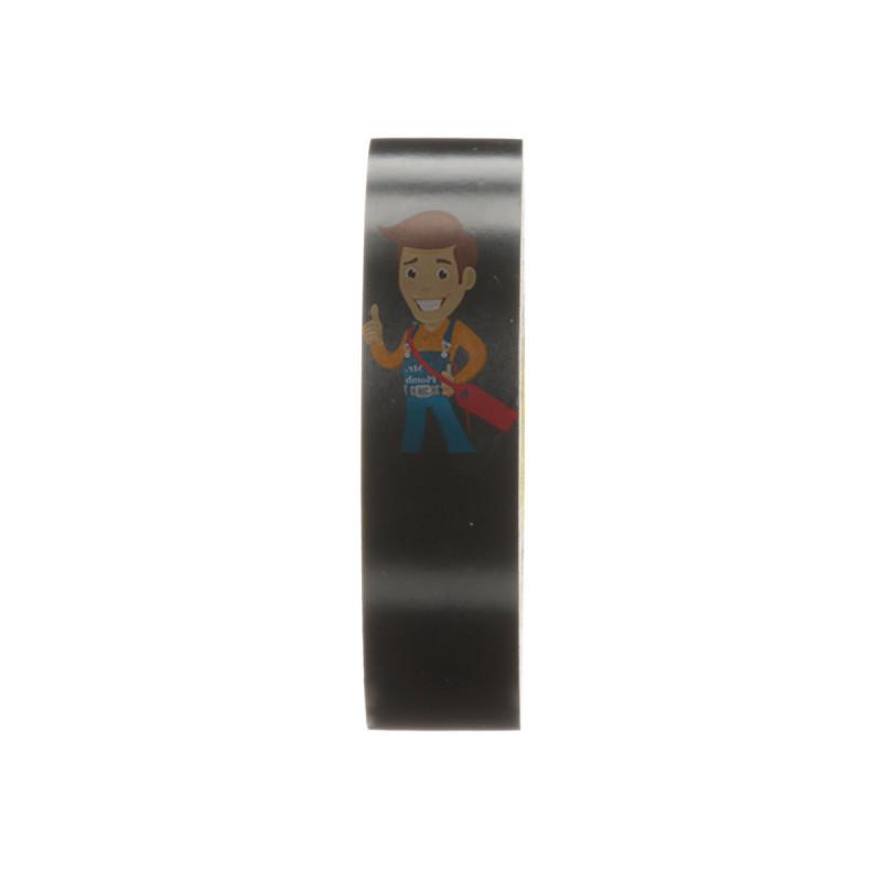 Изолента ПВХ Морозостойкая высшего класса, рулон 19 мм х 20 м - фото 8