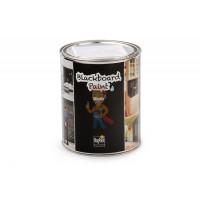 Грифельная краска Siberia 1 литр, серый, на 5 м² - Грифельная краска MagPaint 1 литр, на 5 м²