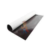Магнитные виниловые наклейки Forceberg 4x4 см, 50 шт - Магнитный винил Forceberg с клеевым слоем 0.62 x 1 м, толщина 0.9 мм