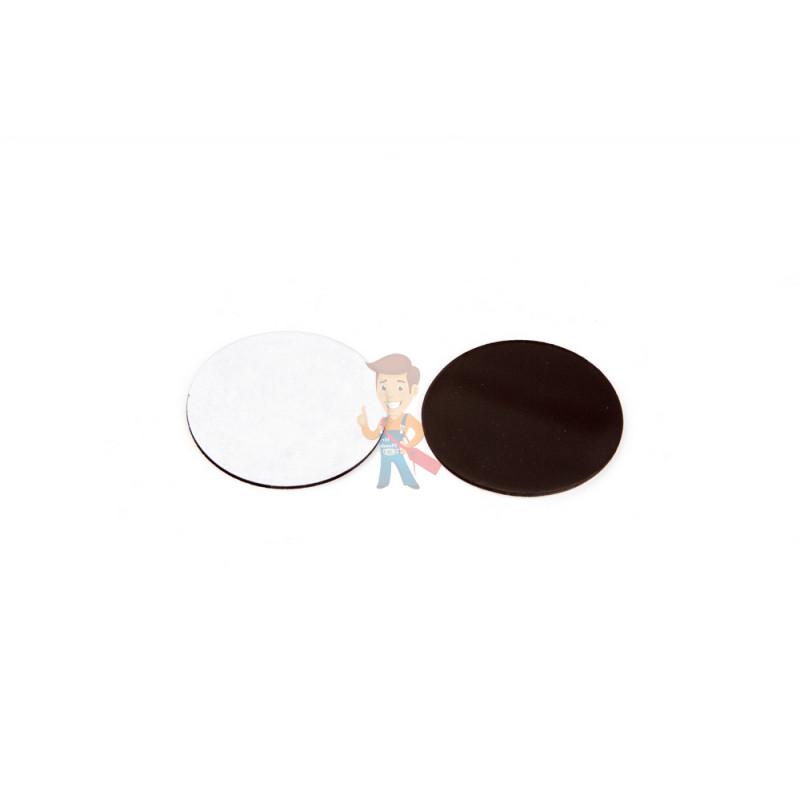 Магнитные виниловые наклейки Forceberg D3 см, 50 шт - фото 1