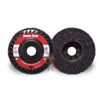 Круг Зачистной  T27, 180 мм х 7,0 мм х 22,23 мм - Круг для очистки поверхности Clean and Strip Pro XO-RD,S XCRS, 115 x 22 мм (вместо арт:05818)