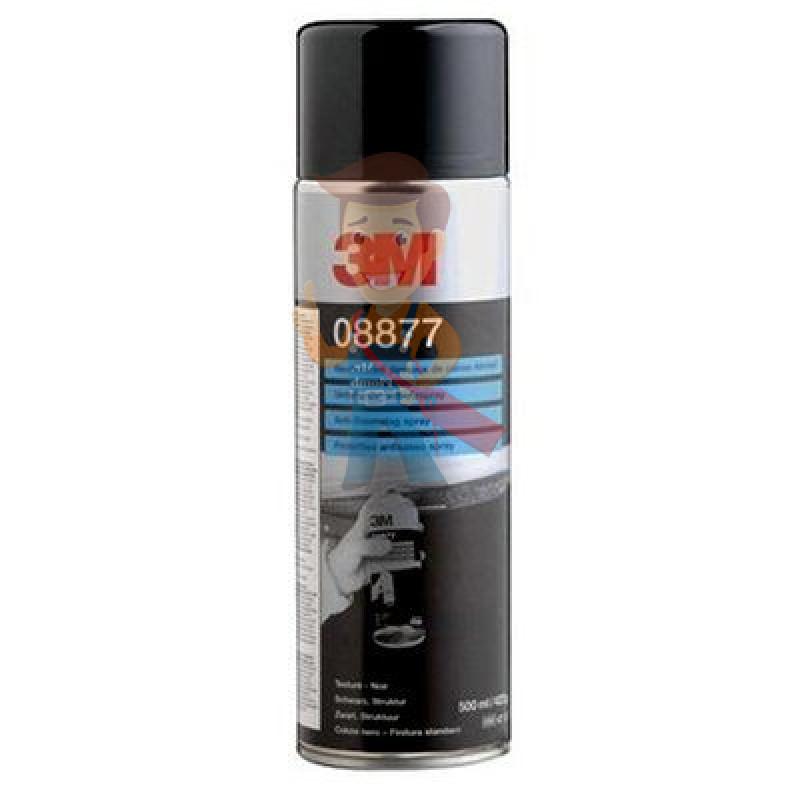 Покрытие быстросохнущее Spray Schutz в аэрозоли, черное, 500 мл