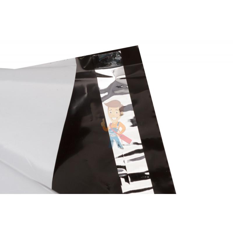 Курьерский почтовый пакет с клеевым клапаном Forceberg HOME & DIY 340х460+40 мм, с карманом, 15 шт - фото 1