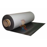 Магнитный винил без клеевого слоя 0.62 x 1 м, толщина 2.0 мм - Магнитный винил с клеевым слоем, рулон 0.62х30 м, толщина 0.7 мм