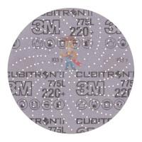 Лист шлифовальный для удаления сильных загрязнений A MED коричневый 158 мм х 224 мм - Шлифовальный круг Клин Сэндинг, 220+, 150 мм, Cubitron™ II, Hookit™ 775L, 5 шт./уп.