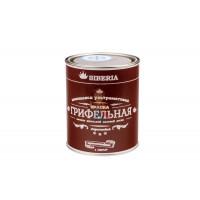 Магнитная краска MagPaint 0,5 литра, на 1 м² - Грифельная краска Siberia 1 литр, коричневый, на 5 м²