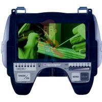 Cалфетки очищающие для ухода за очками в диспенсере, 500 штук в индивидуальных упаковках - Светофильтр автоматически затемняющийся Speedglas® 9100Х