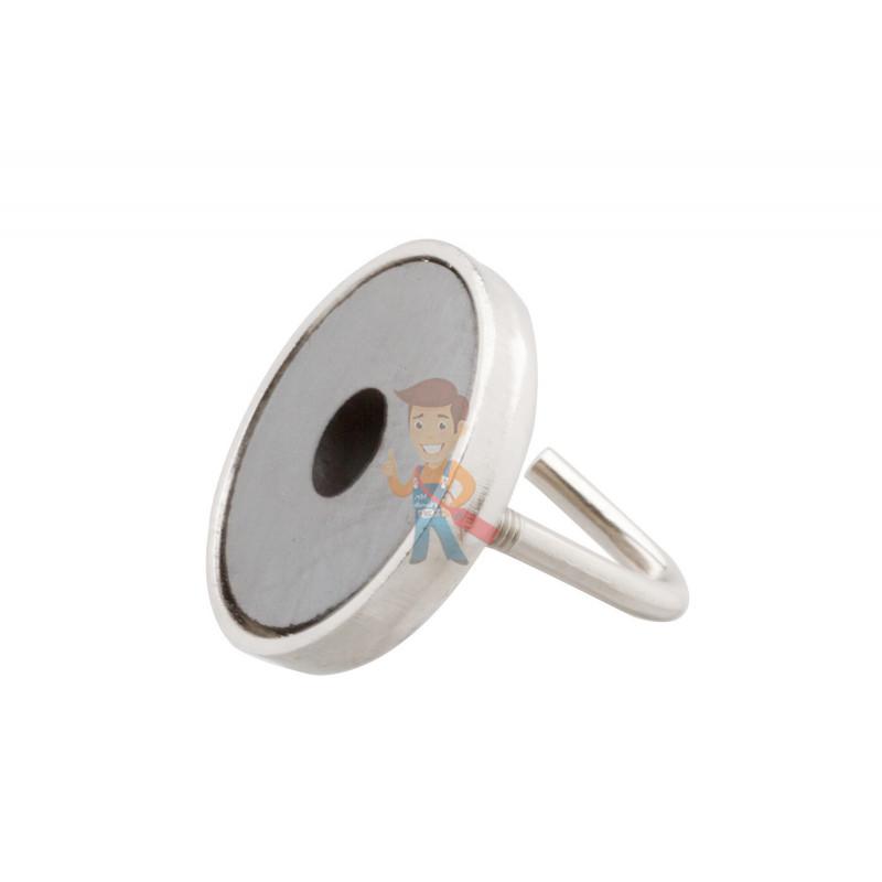 Магнитное крепление с крючком Forceberg 3,75 см, 2 шт - фото 2