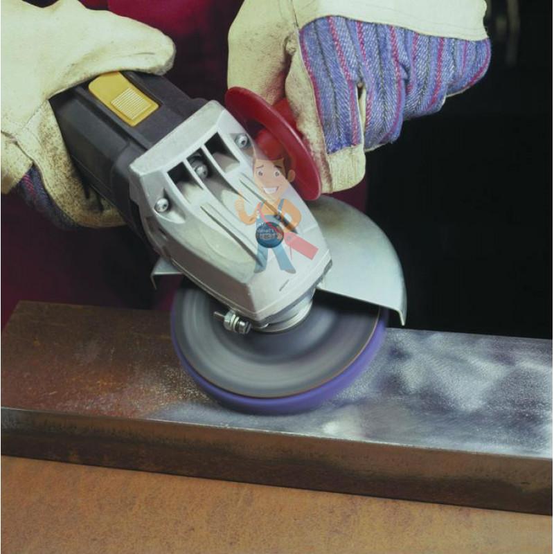 Круг для очистки поверхности XT-RD, S XCS, фиолетовый, 115 мм х 22 мм (замена 51889) - фото 2