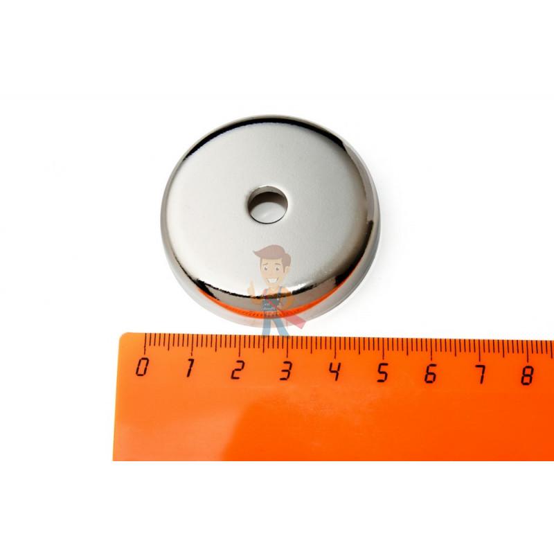 Магнитное крепление с отверстием В48 - фото 1