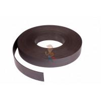 Магнитная лента Forceberg с клеевым слоем 3М 25.4 мм, рулон 1.5 м, тип А - Магнитная лента Forceberg без клеевого слоя 25,4 мм, рулон 10 м, тип А