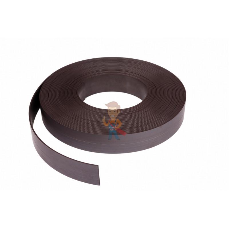 Магнитная лента Forceberg без клеевого слоя 25,4 мм, рулон 10 м, тип А