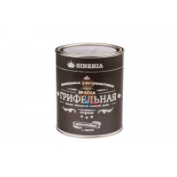 Грифельная краска Siberia PRO 5 литров, на 25 м² - Грифельная краска Siberia 1 литр, серый, на 5 м²
