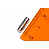 Магнитное крепление с отверстием А32 - Неодимовый магнит пруток 4х12.5 мм