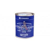 Грифельная краска Siberia PRO 5 литров, на 25 м² - Грифельная краска Siberia 1 литр, синий, на 5 м²