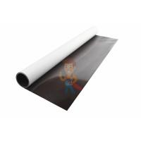 Магнитные виниловые наклейки Forceberg 4x4 см, 50 шт - Магнитный винил Forceberg с клеевым слоем 0.62 x 1 м, толщина 0.4 мм