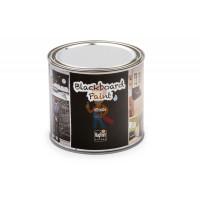Грифельная краска Siberia PRO 5 литров, на 25 м² - Грифельная краска MagPaint 0,5 литра, на 2,5 м²