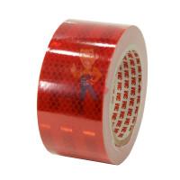 Лента светоотражающая 3M 983-10, алмазного типа, белая, 53,5 мм х 5 м - Лента светоотражающая 3M 983-72, алмазного типа, красная, 53,5 мм х 10 м