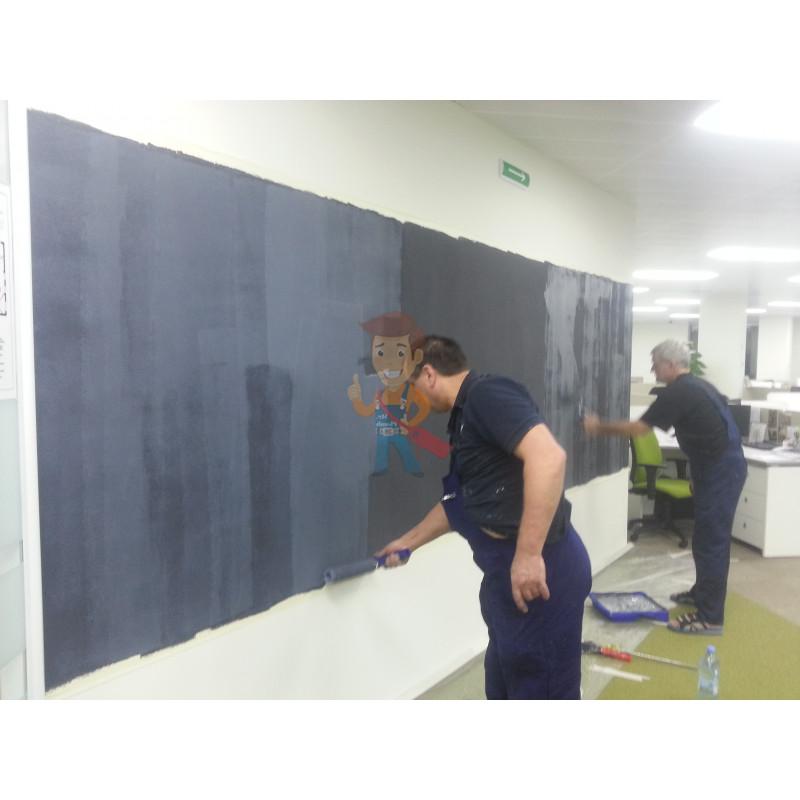 Грифельная краска MagPaint 1 литр, на 5 м² - фото 4