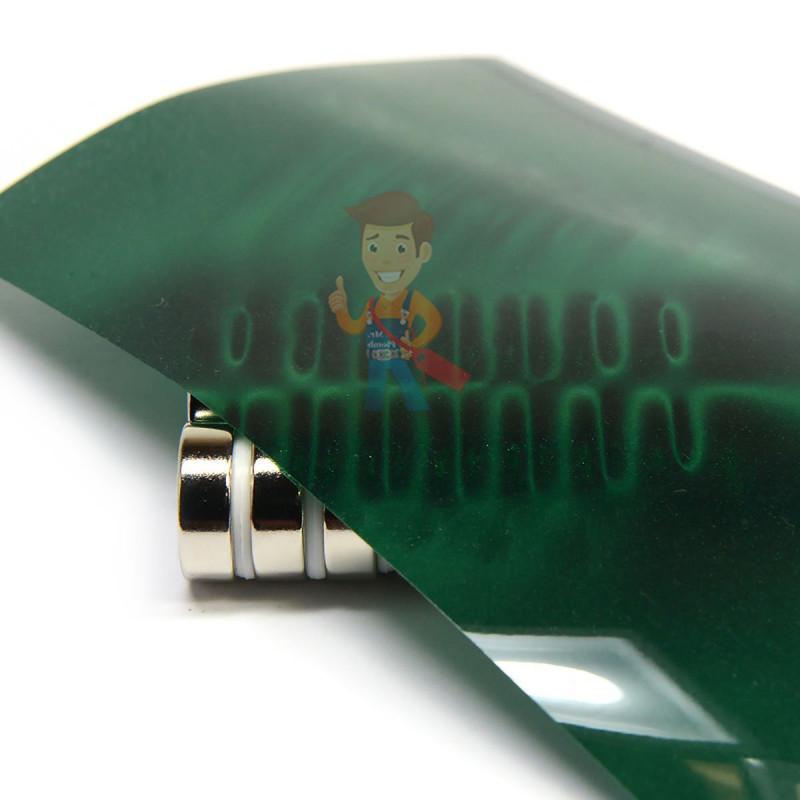 Индикатор магнитного поля, пленка - фото 3