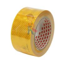 Лента светоотражающая 3M 983-10, алмазного типа, белая, 53,5 мм х 5 м - Лента светоотражающая 3M 983-71, алмазного типа, желтая, 53,5 мм х 10 м