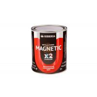 Грифельная краска Siberia PRO 5 литров, на 25 м² - Магнитная краска Siberia 1 литр, на 2 м²