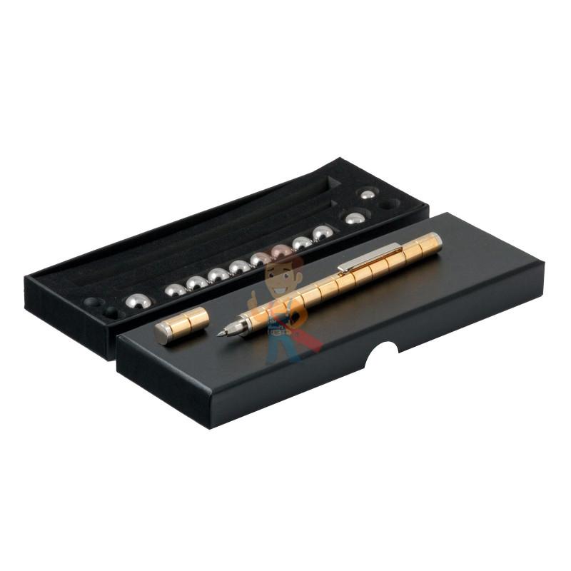 Магнитная ручка Forceberg, золотая